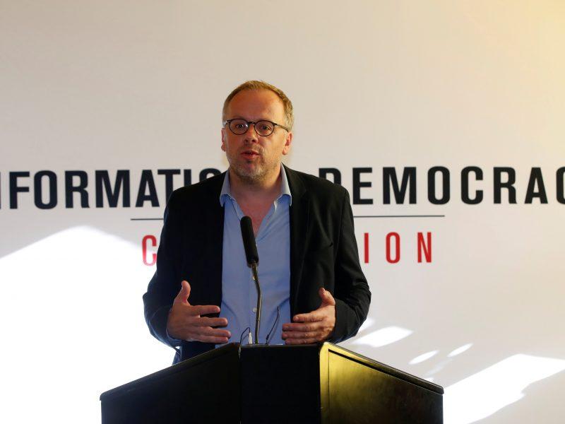 Šiemet nužudyta daugiau žurnalistų nei per visus 2017-uosius