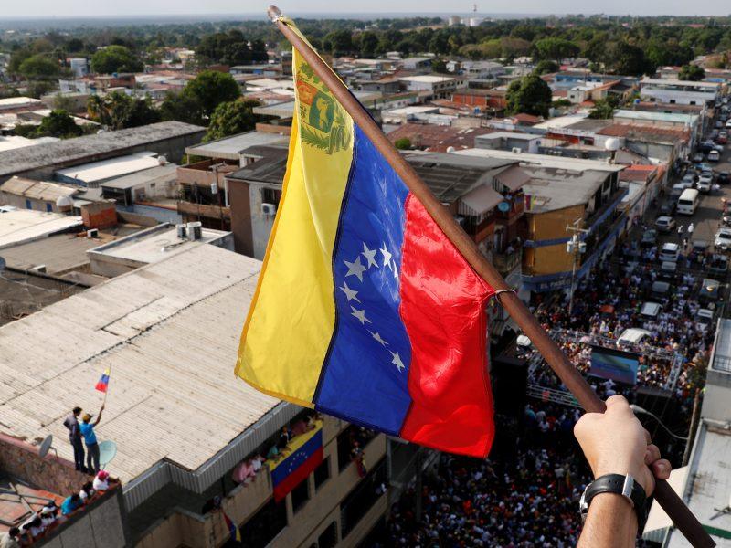 Venesuelos lietuviams bus teikiama pagalba persikeliant į Lietuvą