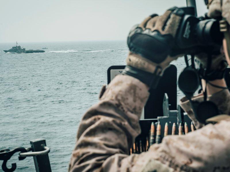 Lietuva ketina siųsti karių į Hormūzo sąsiaurį prie Persijos įlankos