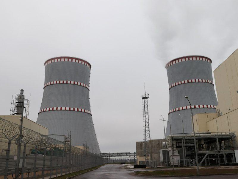 Latvija prašo laiko įsigilinti į duomenis apie elektros prekybą su Baltarusija