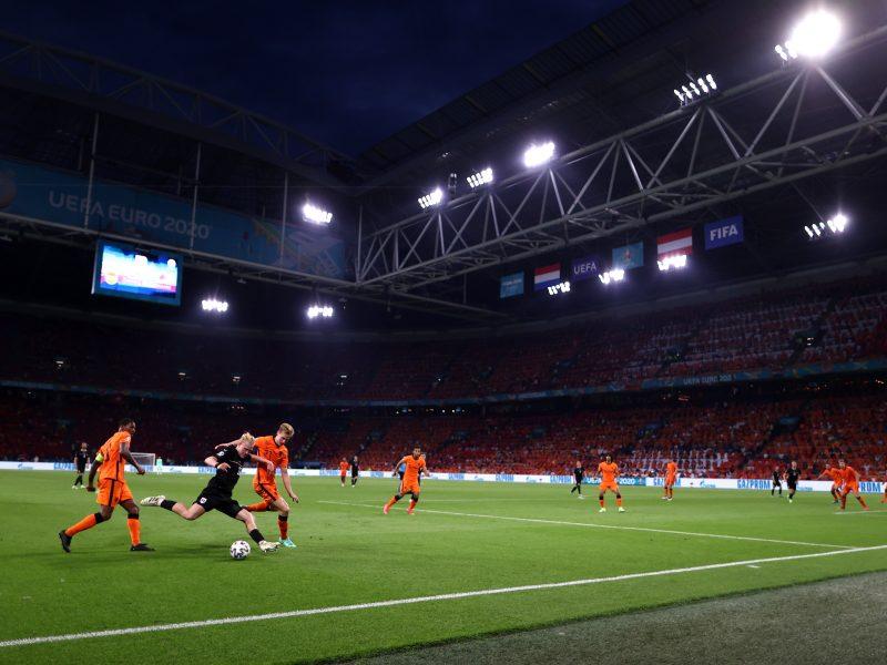 Europos futbolo čempionatas: Nyderlandai–Austrija 2:0