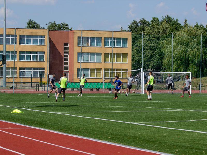 """""""Stumbras"""" atsisakė žaisti rungtynes: LFF atmeta klubo pareiškimus"""