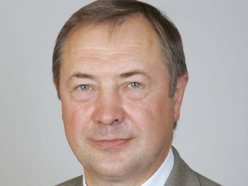 V. Rinkevičius vadovaus Kriminalinės žvalgybos parlamentinės kontrolės komisijai
