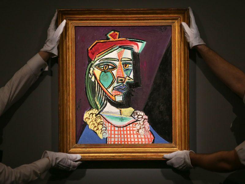 Pasaulinė meno rinka vertina Lietuvos dailininkų darbus