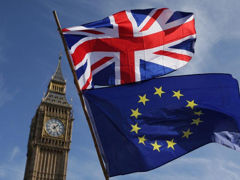 """EP patvirtino prekybos su Jungtine Karalyste po """"Brexit"""" susitarimą"""