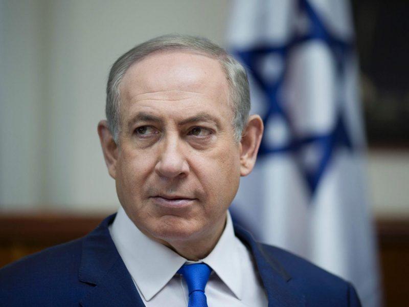 """B. Netanyahu kaltina Iraną sunaikinus slaptą """"branduolinį objektą"""""""