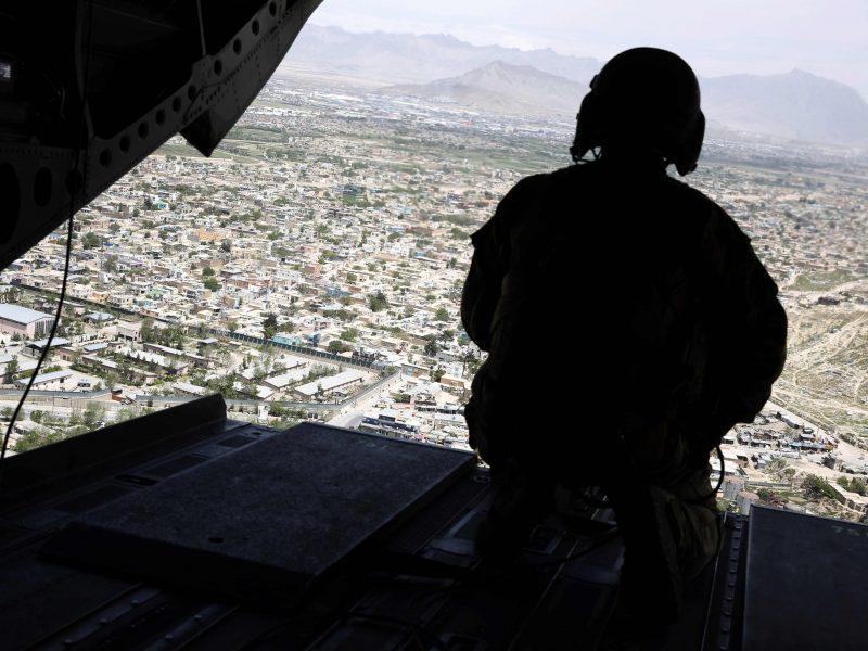 JT: per JAV bombardavimą Afganistane gegužę žuvo mažiausiai 30 civilių