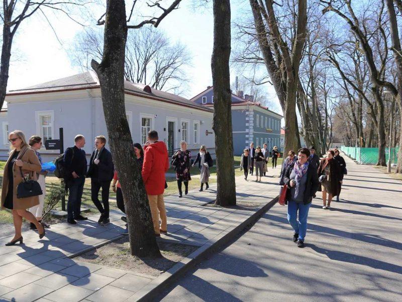 Nuo šiol Vilniaus gidai svečiams pristatys ir verslo aplinką