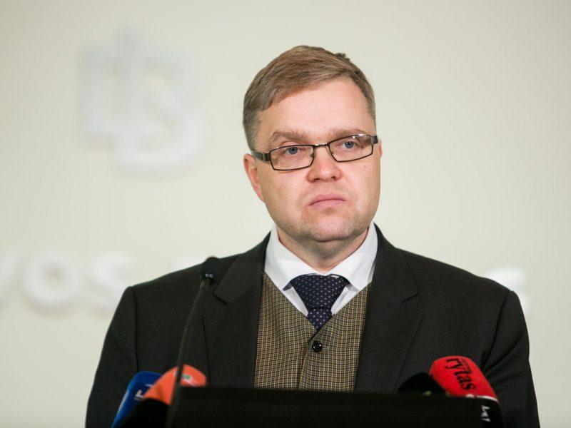 V. Vasiliauskas: Lietuvos ekonomikos ciklas savo piką jau pasiekė praeityje