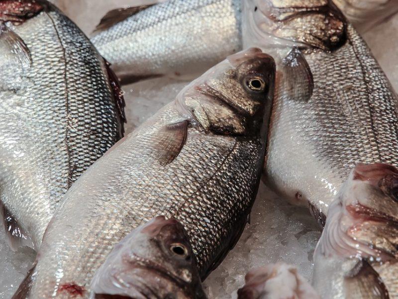 Šiauliuose sustabdyta nelegali lauko prekyba žuvimi ir mėsos gaminiais