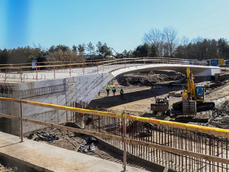 Kada atidarys naująjį tiltą į Nemuno salą?