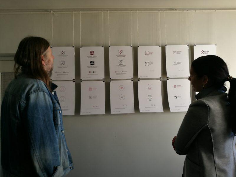 Studentai sukūrė Kultūros paveldo komisijos logotipą