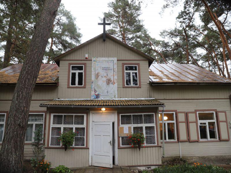 Prasidėjo Kulautuvos bažnyčios statybos