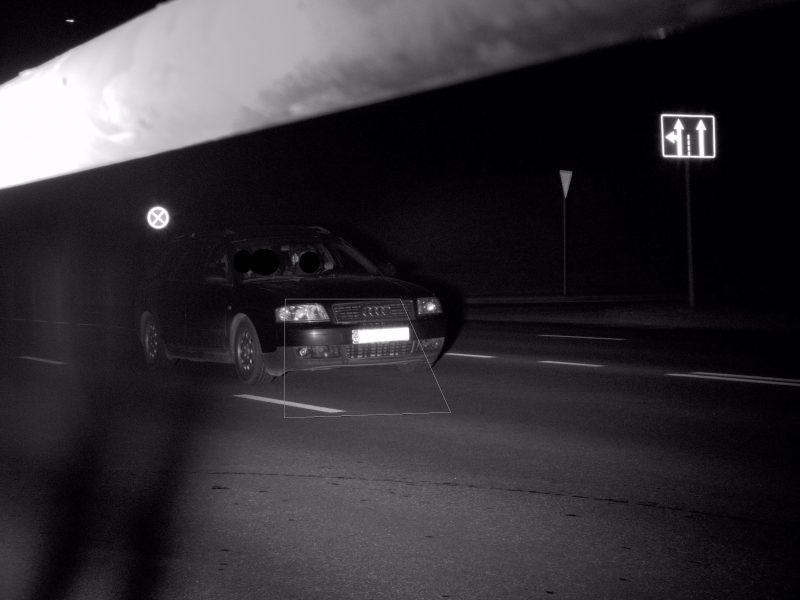"""Mieste pasijuto lyg automagistralėje: užfiksuotas 132 km/val. greičiu lėkęs """"Audi"""""""