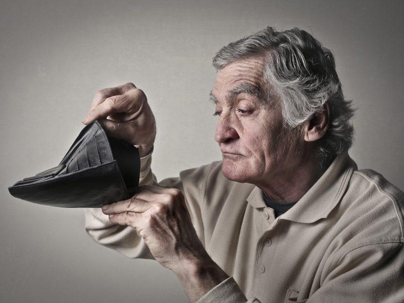 Seimas: nuo 2021 metų didės valstybinės pensijos