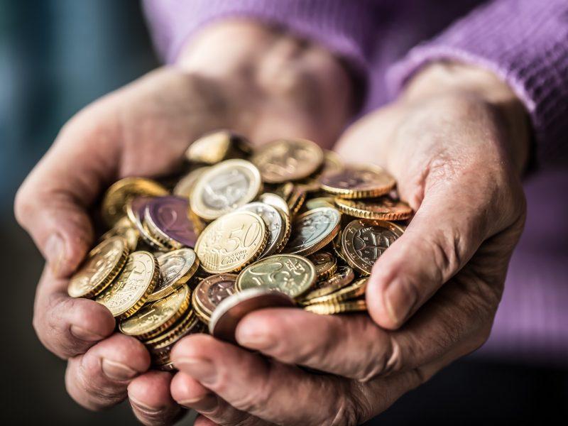 G. Nausėda: pensijos turi augti sparčiau nei vidutinė alga