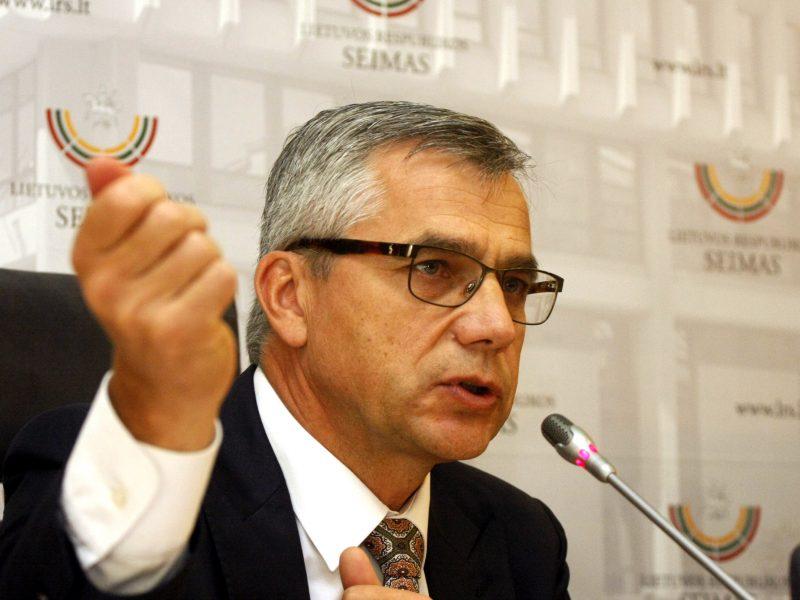 Lietuvos energetikos agentūrai vadovaus V. Poderys