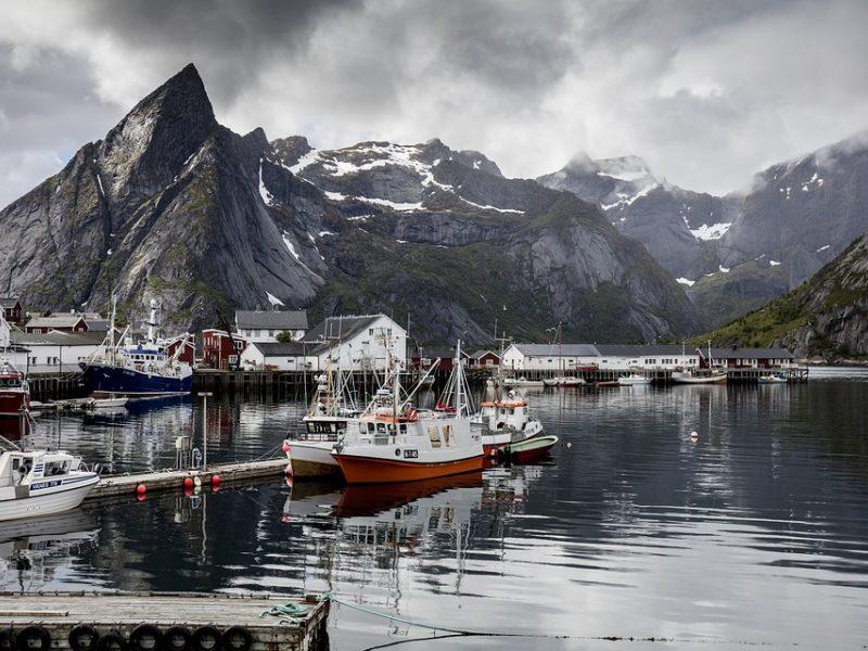 Kodėl keičiasi norvegų pirkimo internetu įpročiai?