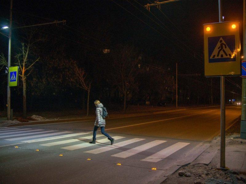 Saugumo atmintinė keliuose prasidėjus tamsiajam laikotarpiui