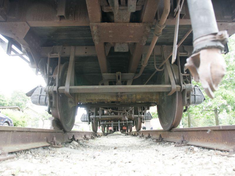 Pravieniškių kaime traukinys mirtinai traumavo moterį