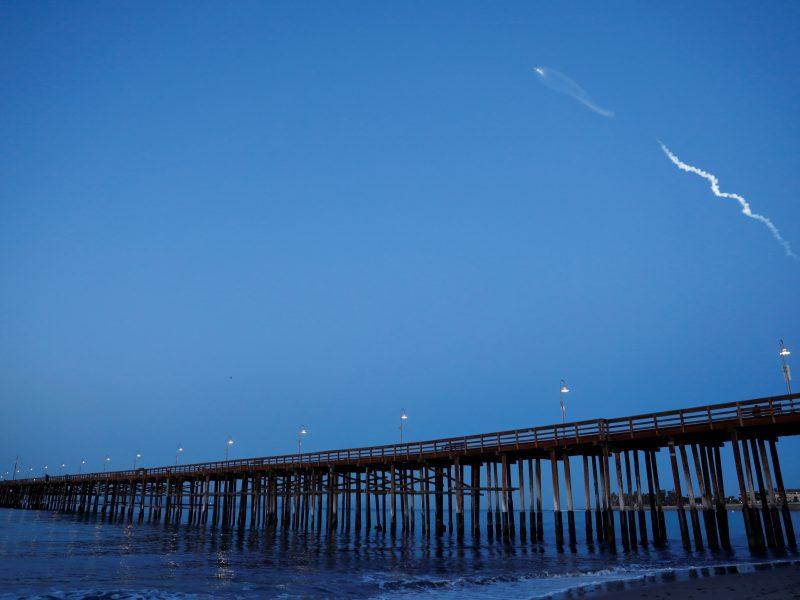 """""""SpaceX"""" iškėlė į orbitą ispanų karinį palydovą"""