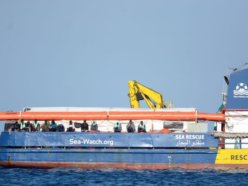 Nyderlandai atmetė Italijos reikalavimą priimti 47 migrantus
