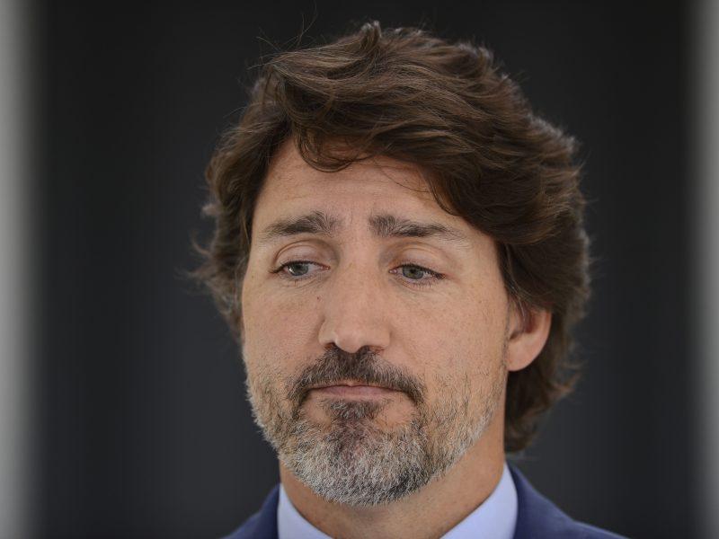 Kanados ir JAV siena dėl koronaviruso liks uždaryta