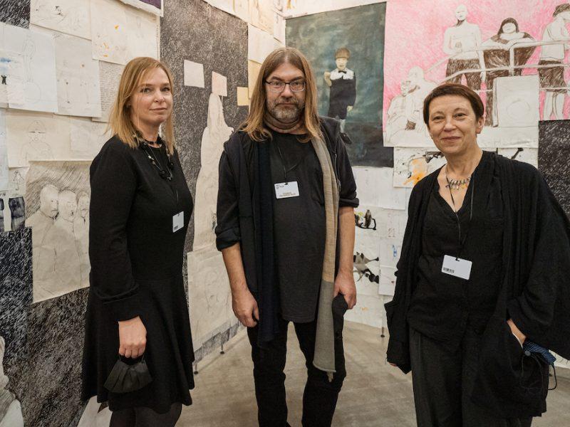 """Geriausios meno mugės """"ArtVilnius'21"""" galerijos ir menininkai"""