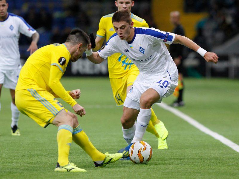 Dar šeši klubai užsitikrino vietas Europos lygos atkrintamosiose varžybose
