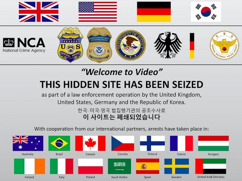 JK: per tyrimą dėl vaikų lytinio išnaudojimo internete suimti 337 įtariamieji