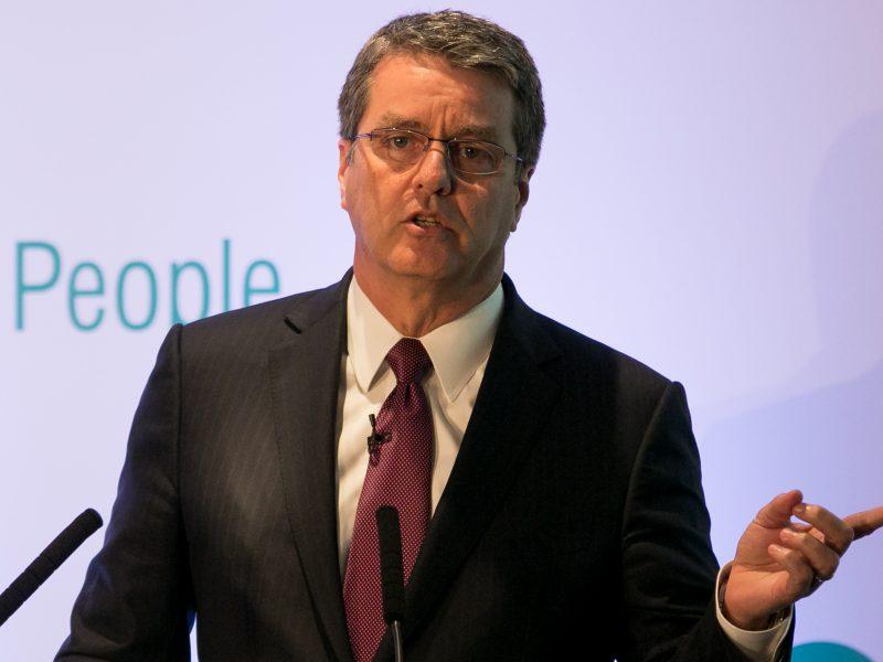 PPO vadovas pareiškė nesivelsiąs į diskusijas su D. Trumpu
