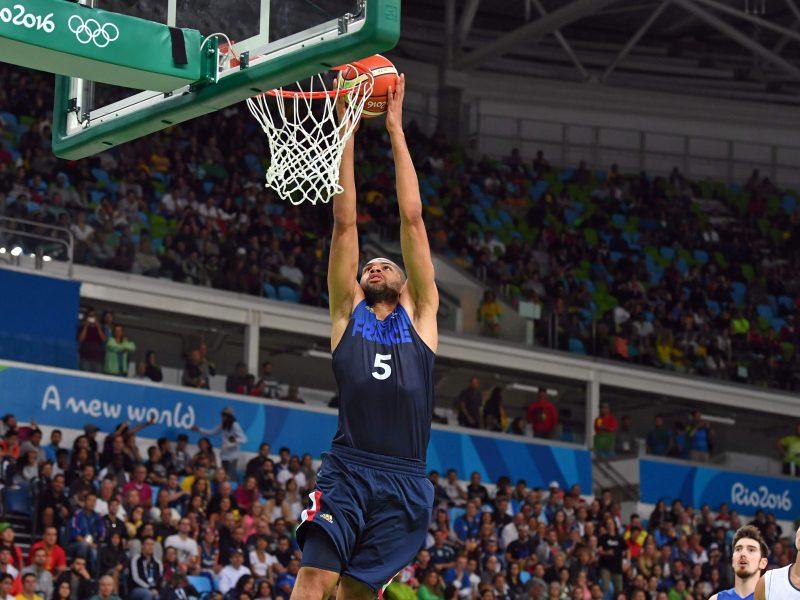 Prancūzijos krepšininkai privertė pasiduoti serbus