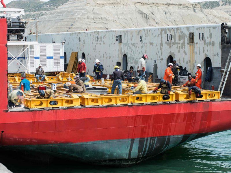 """Argentina: įvardyta povandeninio laivo """"San Juan"""" žūties priežastis"""