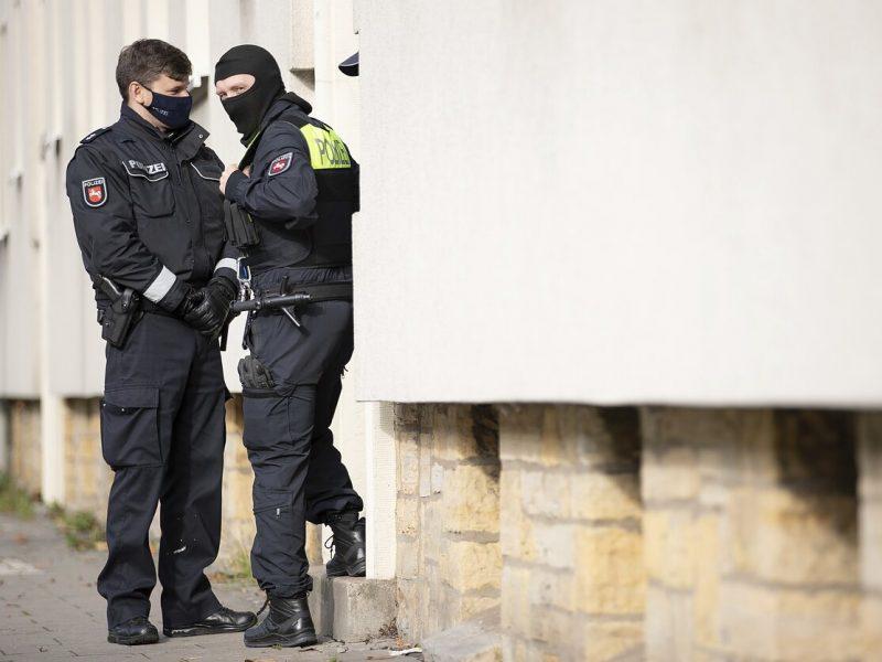 Vokietija sulaikė šnipinėjimu Maskvai įtariamą rusų mokslininką