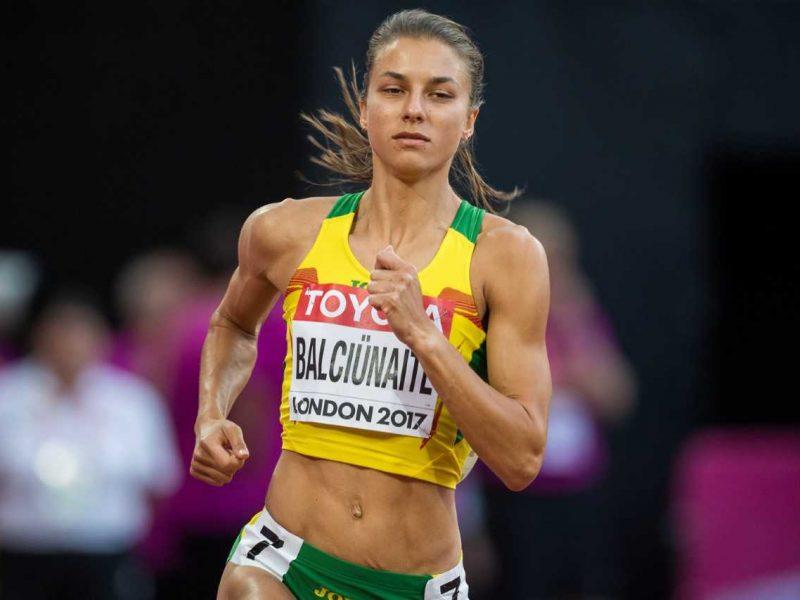 Belgijoje – bėgikės E. Balčiūnaitės pergalė