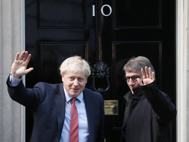 """EP pirmininkas: JK turės pasirinkti """"Brexit"""" atidėjimą arba išstoti be susitarimo"""