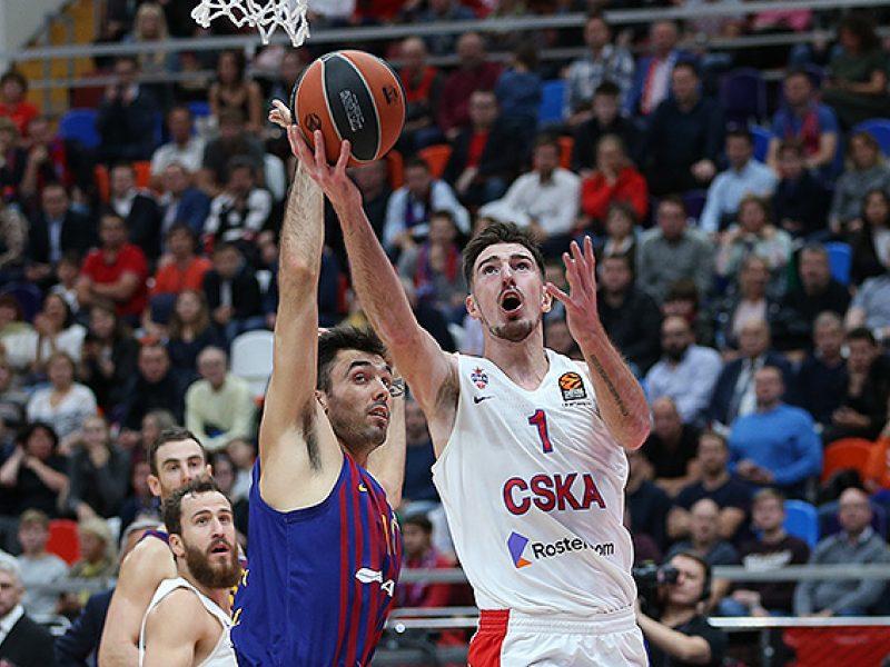 Eurolygos starte – CSKA krepšininkų pergalė