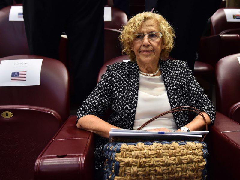 Apvogtas Madrido merei priklausantis namas, sulaikyti du įtariamieji