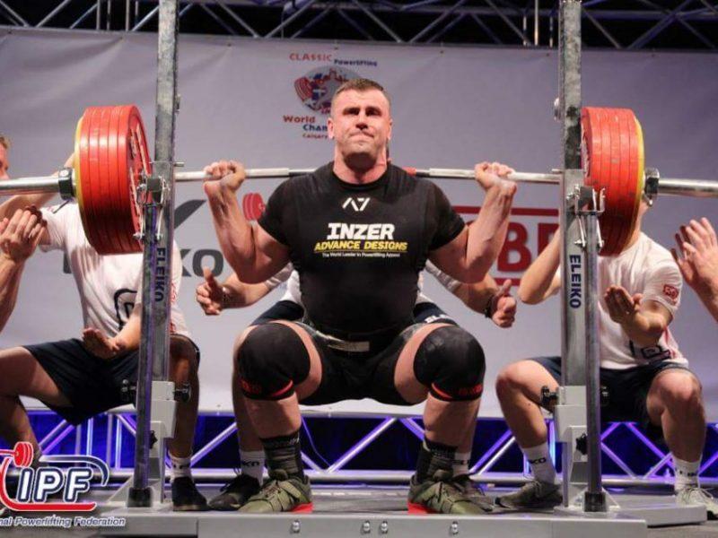A. Paulauskas – pasaulio jėgos trikovės vicečempionas