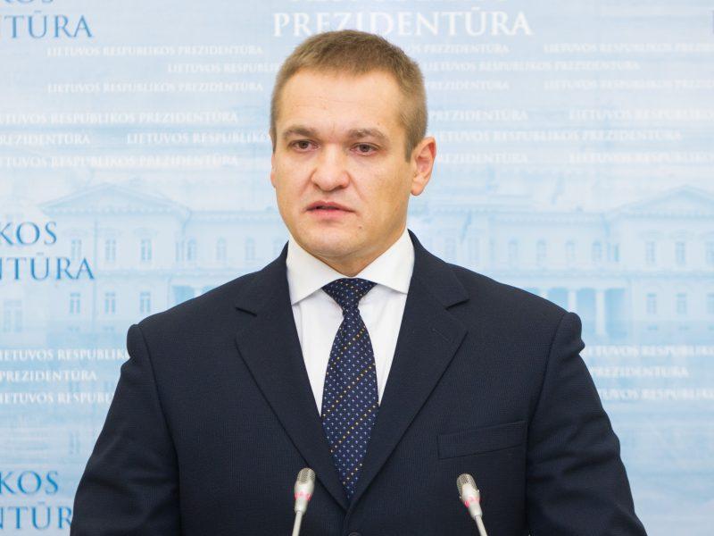 Ministrai per pirmąjį pusmetį reprezentacijai išleido beveik 8 tūkst. eurų