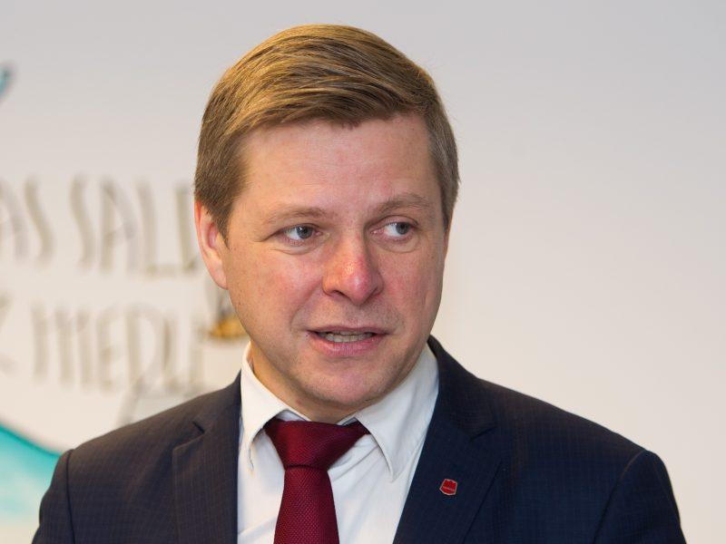 Vilniaus meras planuoja vykti į Gdansko mero laidotuves