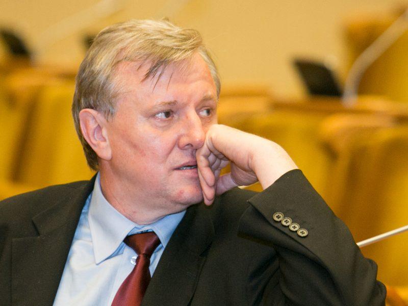 Seimas nesutiko didinti 247 eurų nesiekiančią vidutinę pensiją