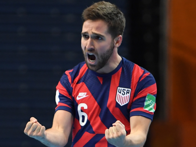 JAV rinktinę pasaulio čempionate į priekį vedantis lyderis: atvykome įgyti patirties
