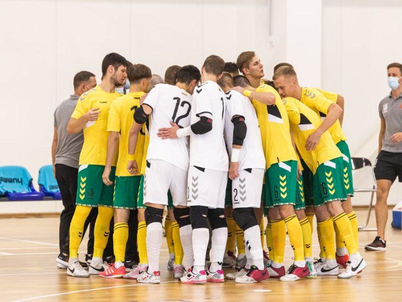 J. Ryvkinas: šie vaikinai gali garbingai atstovauti Lietuvai pasaulio čempionate