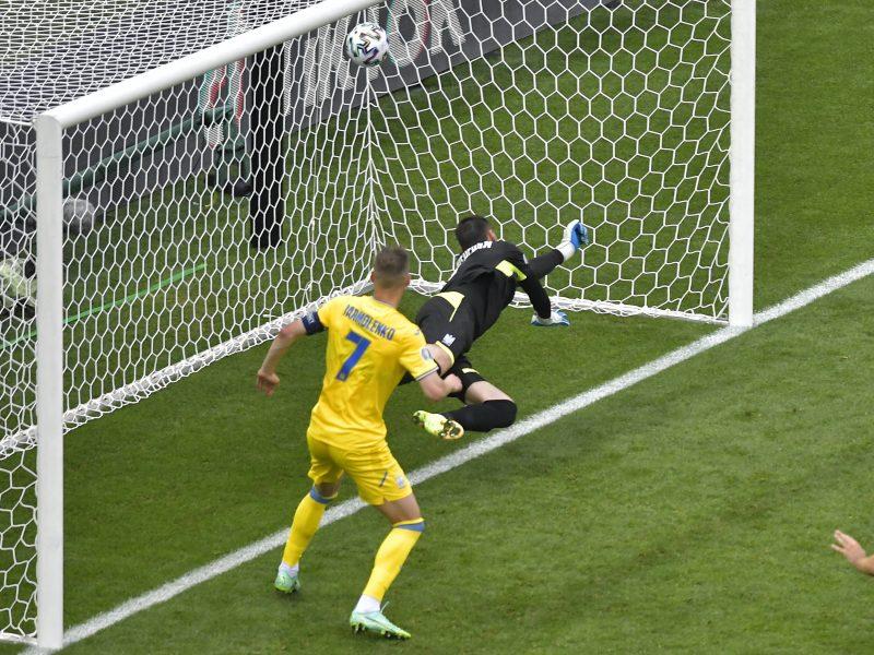 Europos futbolo čempionatas: Ukraina–Austrija 0:1