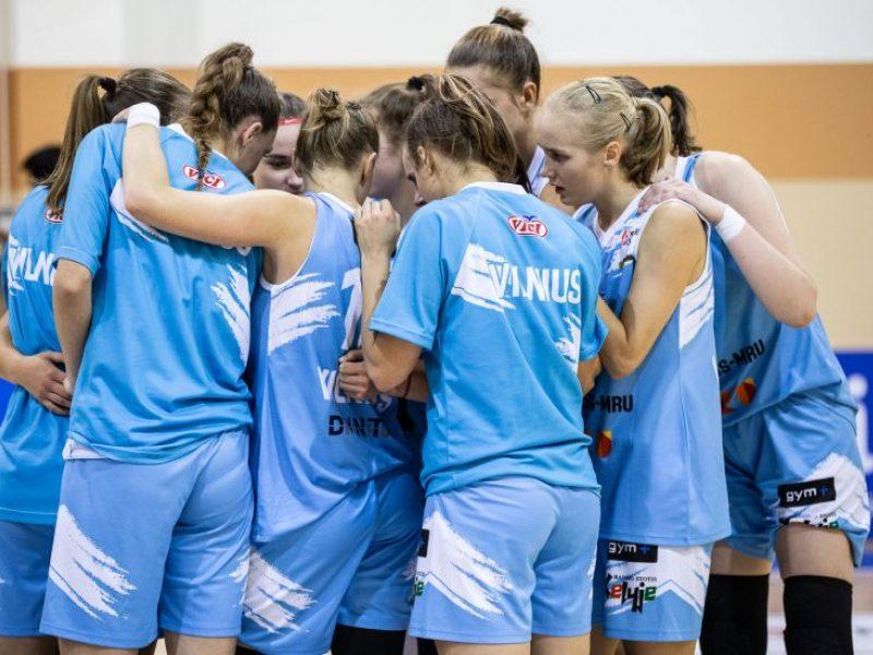 """Kibirkštis"" neprilygo Novosibirsko krepšininkėms"