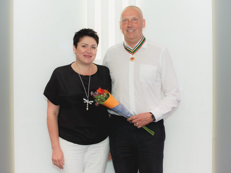 R. Kurtinaitis – apie ramybės poreikį ir vasaros pomėgius