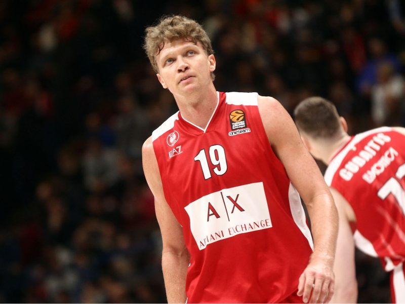 L. Lekavičiaus komanda Eurolygoje nugalėjo M. Kuzminsko ekipą