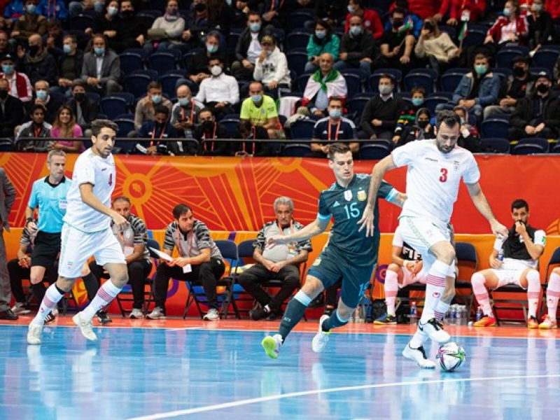 Pasaulio salės futbolo čempionato devintoji diena: paaiškėjo aštuntfinalio poros