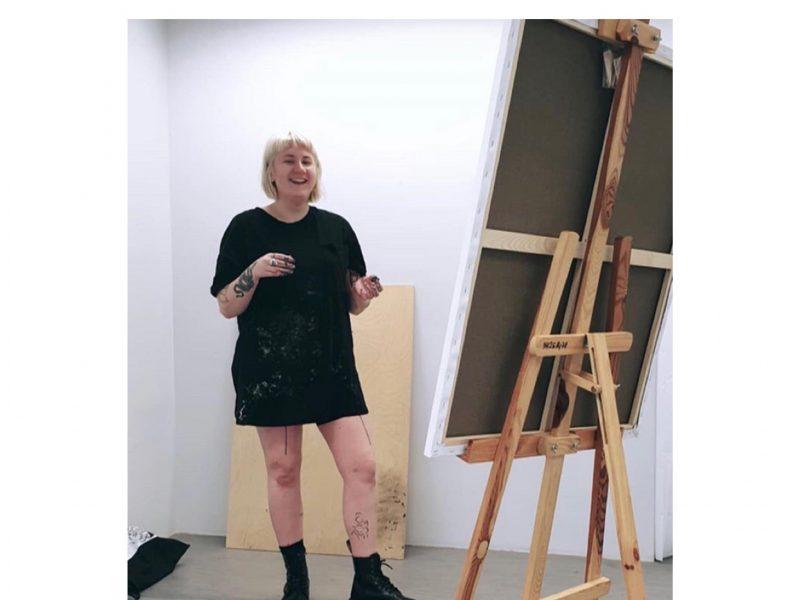 Startuoja moterims skirtas meno projektas Kaune